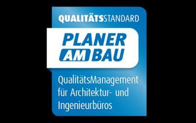 Geprüfte Qualität: Renz Ingenieurgesellschaft mit Qualitätszertifikat ausgezeichnet